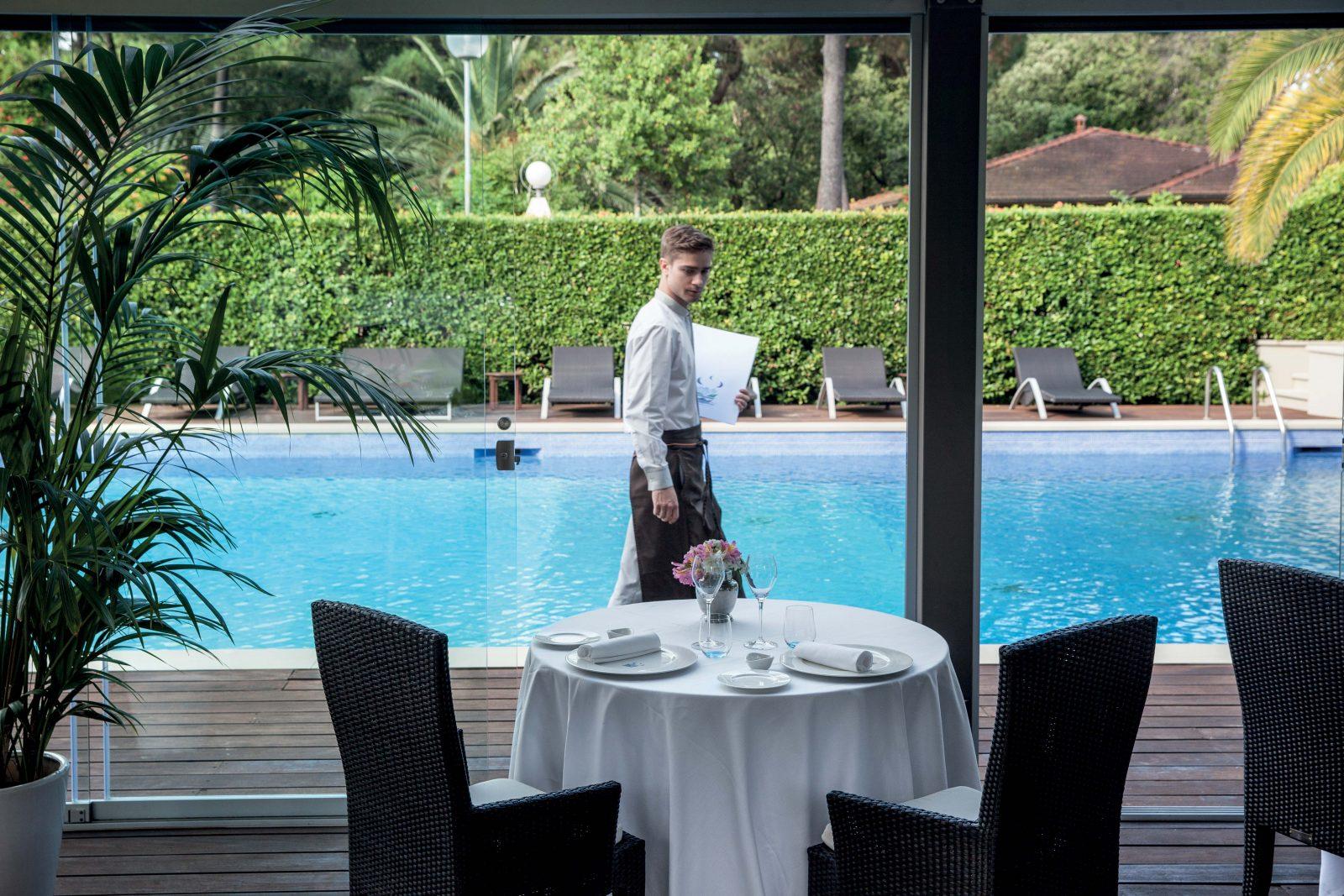 Hotel ristorante forte dei marmi - Il giardino forte dei marmi ...